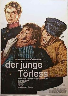 Les Désarrois de l'élève Toerless - Poster - Germany