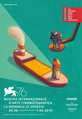 Mostra Internacional de Cine de Venecia - 2019