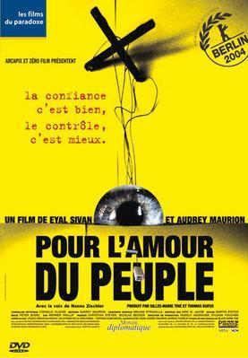 Pour l'amour du peuple - Poster - France