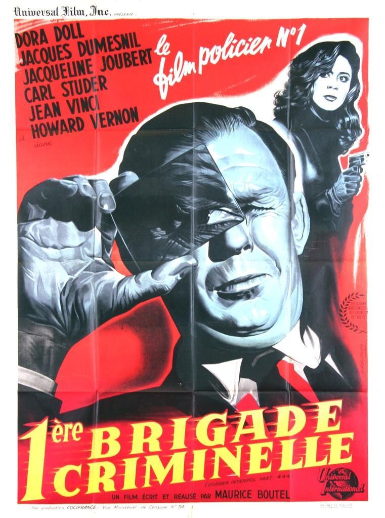 Première Brigade criminelle