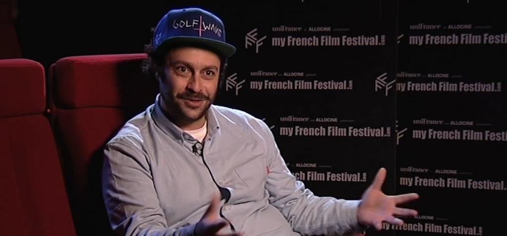Entrevista a Romain Levy
