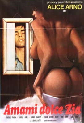 Chaleurs - Poster Italie