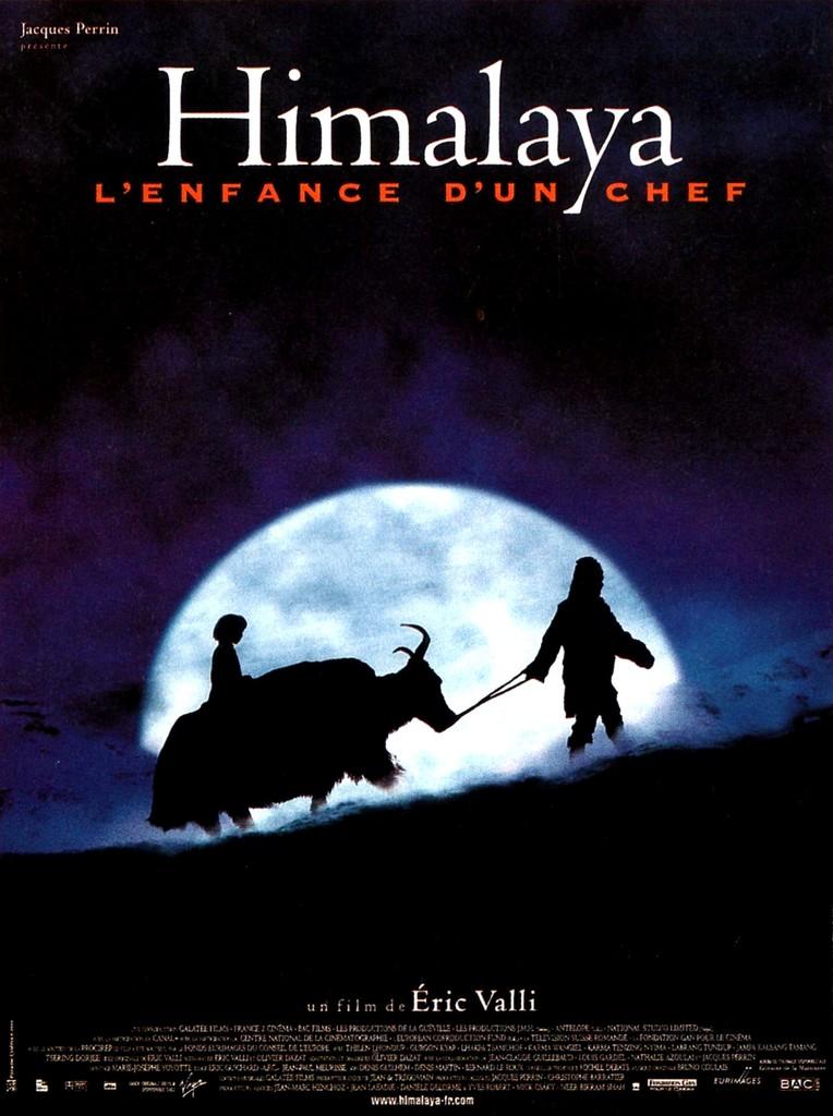 The Himalaya- A Chief's Childhood
