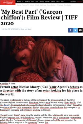 Revue de presse - Septembre 2020