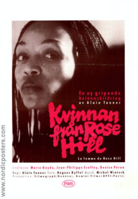 The Woman from Rose Hill - Poster - Suède