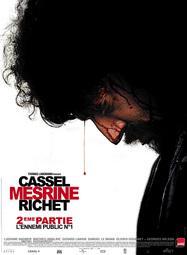 Mesrine : L'ennemi public n°1 - Poster - France