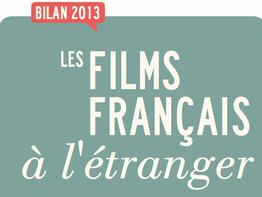 2013 Report on French films abroad