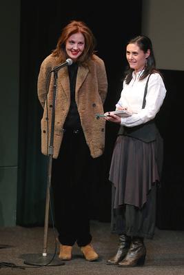 Magnífica edición del 22.° Rendez-Vous With French Cinema de Nueva York - Justine Triet pour Victoria - © Bestimage