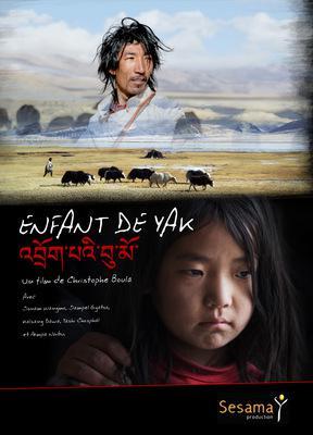 Enfant de yak