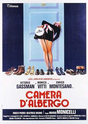 Chambre d'hôtel - Poster - Italy