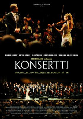 Le Concert - Affiche Finlande