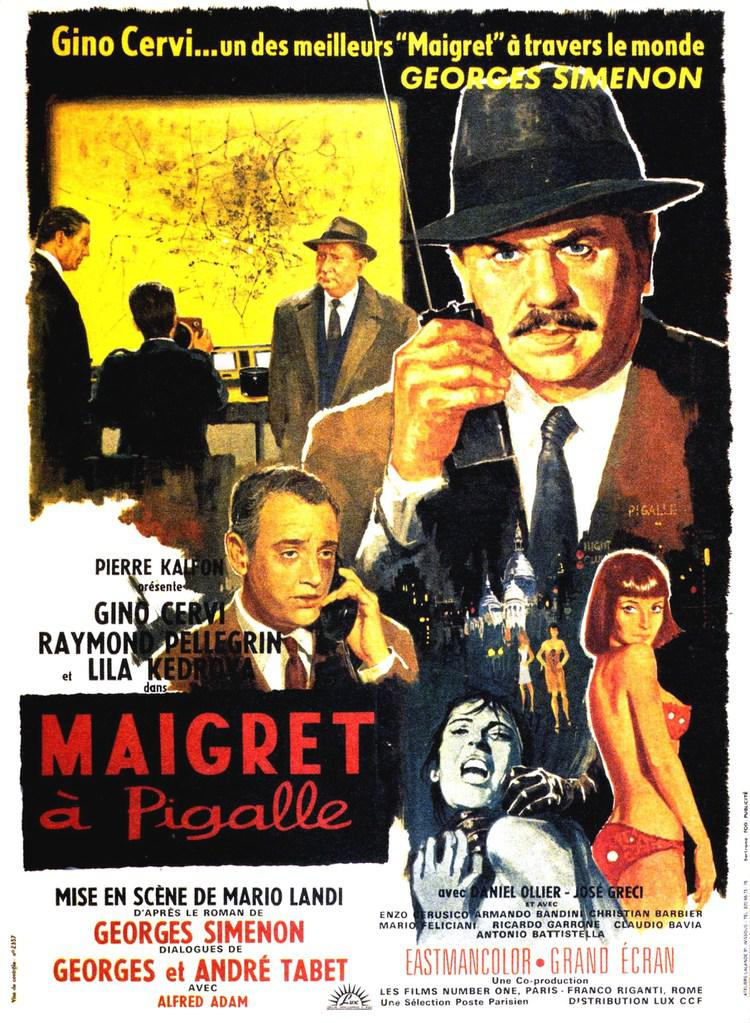 Maigret in Pigalle