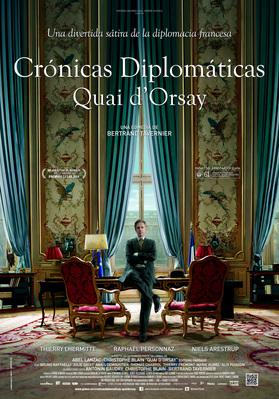 Quai d'Orsay - Poster - Spain