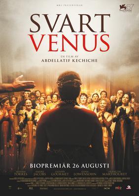 Vénus noire - Poster - Sweden