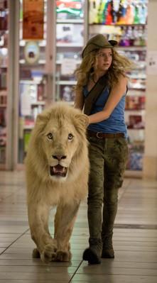 Mia y el león blanco - © Emmanuel Guionet - Galatée Films - Outside Films