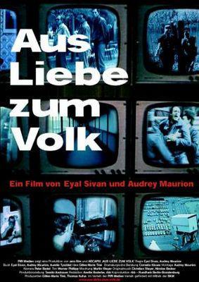 Pour l'amour du peuple - Poster - Allemagne
