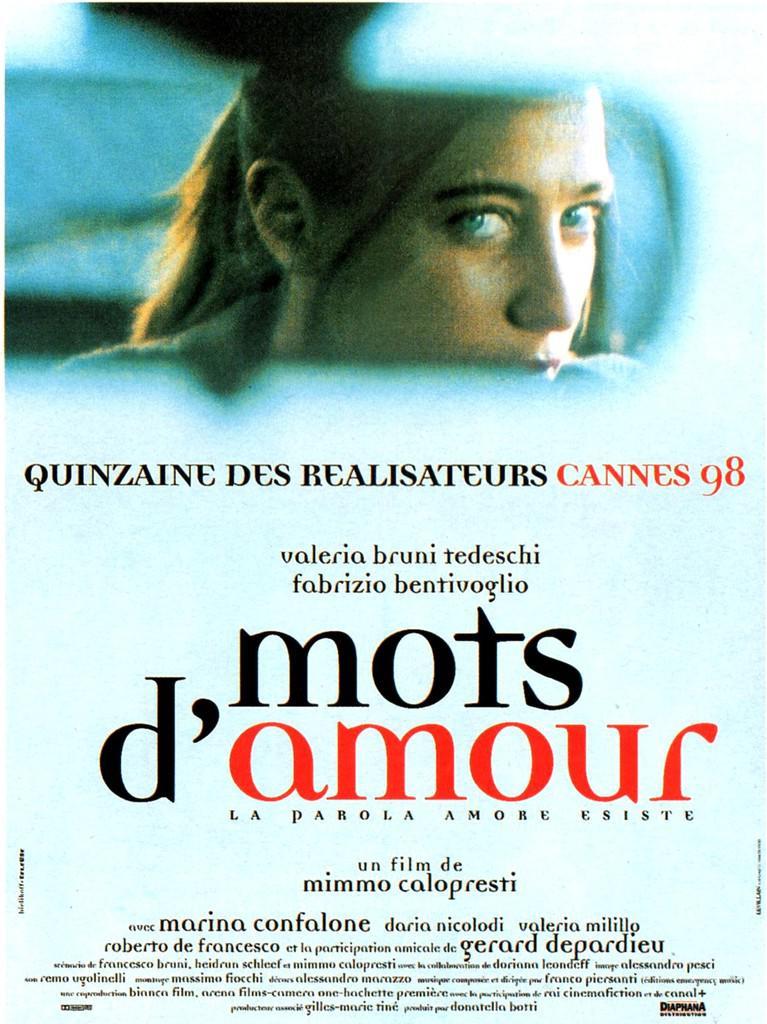 Mots d'amour - La Parola Amore Esiste