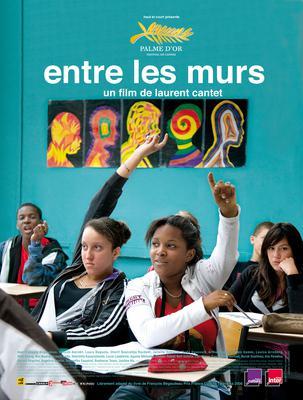 Entre les murs - Poster - France
