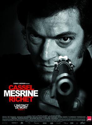 Mesrine : L'instinct de mort - Poster - France