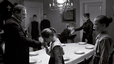 ホワイト・リボン - © les films du losange 2009
