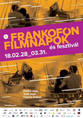 Les journées du film francophone - 2018