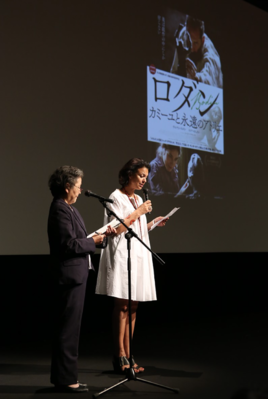 Portfolio - Isabelle Giordano présente Rodin, de Jacques Doillon - © Rumi Shirahata