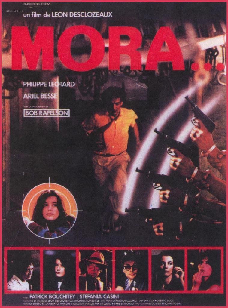 Mora    De L U00e9on Desclozeaux  1982