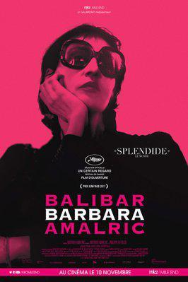 Bárbara - Poster - Quebec
