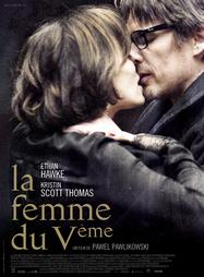 The Woman in the Fifth - Poster - France