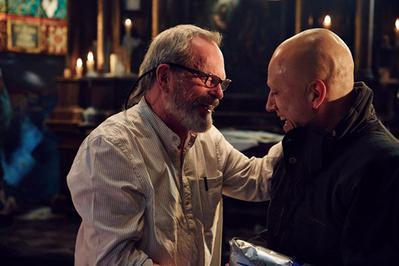 Terry Gilliam - © Hugo Stenson