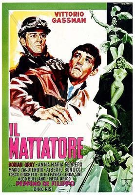 El Estafador - Poster Italie