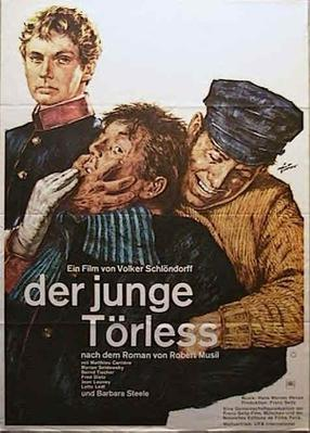 El Joven Törless - Poster - Germany
