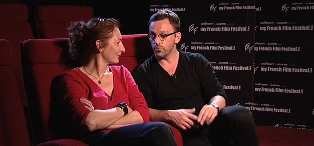 Interview Cyril Mennegun / Corinne Masiero