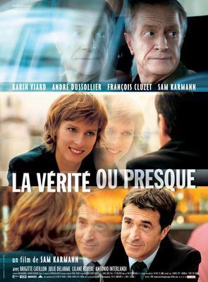 La Vérité ou presque - Poster - France
