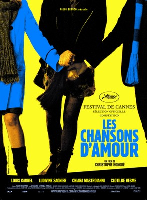 Love Songs - Poster - France