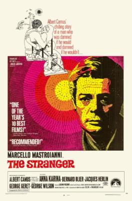 The Stranger - Poster Etats-Unis