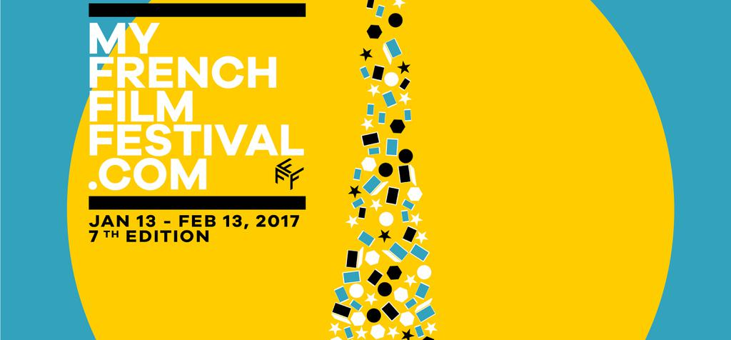 The 7th edition of MyFrenchFilmFestival is coming soon!
