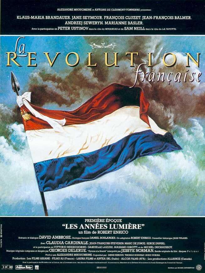 La Révolution française : Les années lumière
