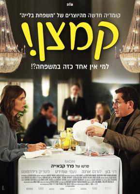 Radin ! - Poster - Israel