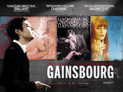Gainsbourg (vida de un héroe) - Poster - UK