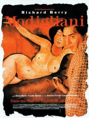 Modigliani Movie Poster