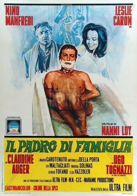 The Head of the Family  - Poster Italie