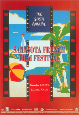 French Film Festival in Sarasota - 1994