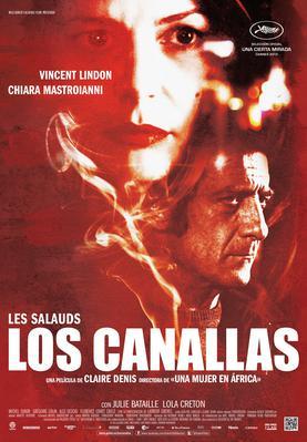 Les Salauds - Poster - Spain