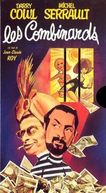 Les Combinards - Jaquette VHS France