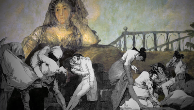 Le Deux mai 1808, 1814, Francisco Goya