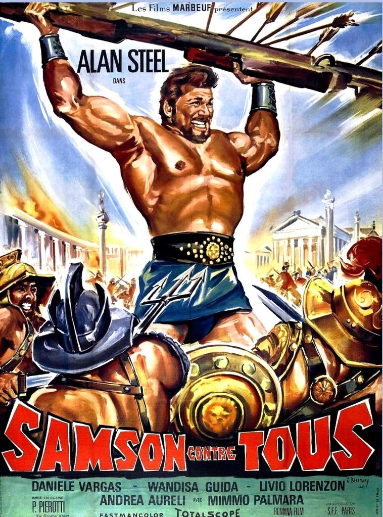 Hércules contra Roma