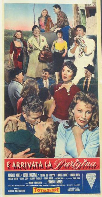Era Cinematografica - Poster Italie