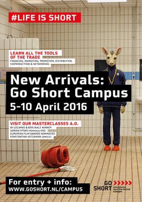 International Short Film Festival Nijmegen (Go Short)