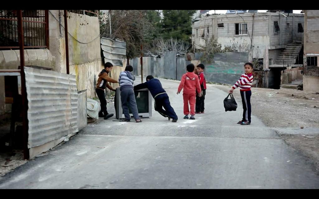 Children of Nablus